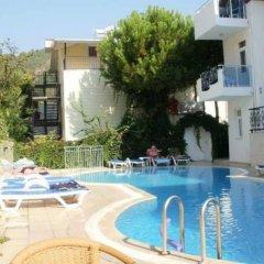 Tolan Apartments Турция, Мармарис - отзывы, цены и фото номеров - забронировать отель Tolan Apartments онлайн бассейн фото 2