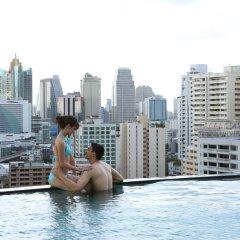 Отель Shama Sukhumvit Бангкок бассейн фото 2