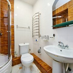 Гостиница Омега-Клуб ванная фото 2