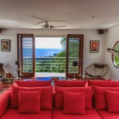 Отель Cocosan Villa комната для гостей