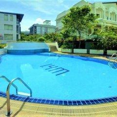Отель Patong Tower 2.1 Patong Beach by PHR Таиланд, Патонг - отзывы, цены и фото номеров - забронировать отель Patong Tower 2.1 Patong Beach by PHR онлайн бассейн