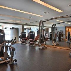 Отель Hili Rayhaan by Rotana ОАЭ, Эль-Айн - отзывы, цены и фото номеров - забронировать отель Hili Rayhaan by Rotana онлайн фитнесс-зал фото 4