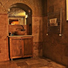 Отель Amor Cave House сауна
