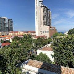 Отель Nam Phuong Hotel Вьетнам, Нячанг - отзывы, цены и фото номеров - забронировать отель Nam Phuong Hotel онлайн балкон