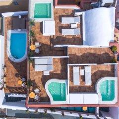 Отель Tramonto Secret Villas Греция, Остров Санторини - отзывы, цены и фото номеров - забронировать отель Tramonto Secret Villas онлайн гостиничный бар