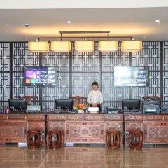 Отель Jielv Aviation Hotel Китай, Чжухай - отзывы, цены и фото номеров - забронировать отель Jielv Aviation Hotel онлайн интерьер отеля фото 2
