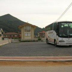Отель Solymar городской автобус