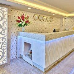 Hong Vina Hotel интерьер отеля
