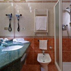 Отель Terme Mioni Pezzato & Spa Италия, Абано-Терме - 1 отзыв об отеле, цены и фото номеров - забронировать отель Terme Mioni Pezzato & Spa онлайн ванная