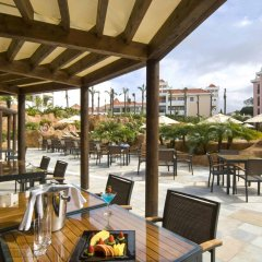 Отель Hilton Vilamoura As Cascatas Golf Resort & Spa питание