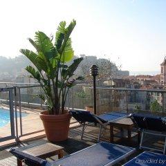 Отель Hôtel Aston La Scala бассейн