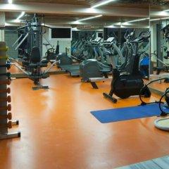 Отель Yasmak Sultan фитнесс-зал фото 4