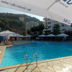 Hotel Mediterrane бассейн фото 2