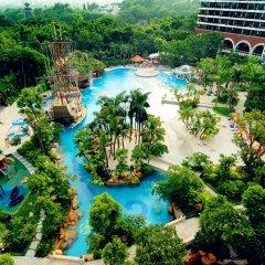 Отель InterContinental Shenzhen Китай, Шэньчжэнь - отзывы, цены и фото номеров - забронировать отель InterContinental Shenzhen онлайн бассейн
