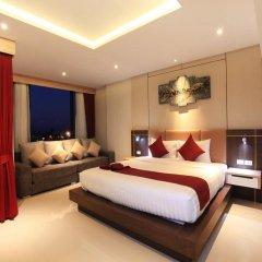 Отель Paripas Patong Resort 4* Стандартный номер с разными типами кроватей фото 2