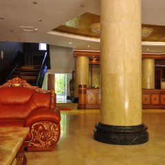 Jiuzhaigou Tang Zhong Hotel интерьер отеля