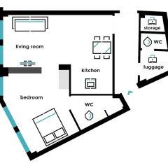 Апартаменты UPSTREET Luxury Apartments in Plaka Афины городской автобус