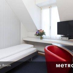 Отель Easy Hotel Metropole by Kreuz Швейцария, Берн - 3 отзыва об отеле, цены и фото номеров - забронировать отель Easy Hotel Metropole by Kreuz онлайн комната для гостей фото 5
