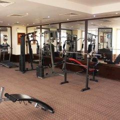 Отель Al Khaleej Plaza Дубай фитнесс-зал фото 2