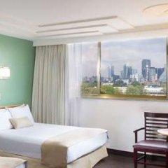 Отель Estoril Мексика, Мехико - отзывы, цены и фото номеров - забронировать отель Estoril онлайн комната для гостей фото 4