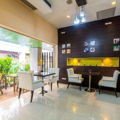 Отель Darjelling Boutique Бангкок интерьер отеля