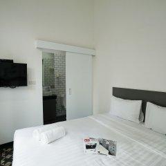 Отель Cacha bed Таиланд, Бангкок - отзывы, цены и фото номеров - забронировать отель Cacha bed онлайн комната для гостей фото 5