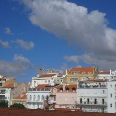 Отель Hub New Lisbon Hostel Португалия, Лиссабон - 1 отзыв об отеле, цены и фото номеров - забронировать отель Hub New Lisbon Hostel онлайн балкон