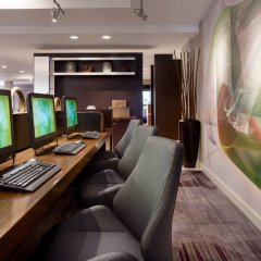 Отель Courtyard Milpitas Silicon Valley интерьер отеля