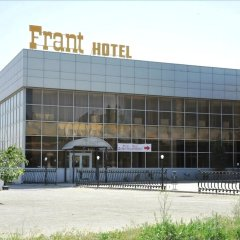 Гостиница Frantel Palace Волгоград вид на фасад