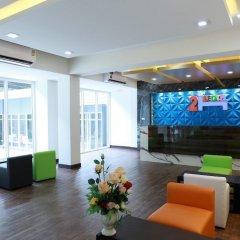 Отель 2BEDTEL Бангкок интерьер отеля фото 3