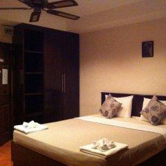 Отель Euro Asia Паттайя комната для гостей фото 3