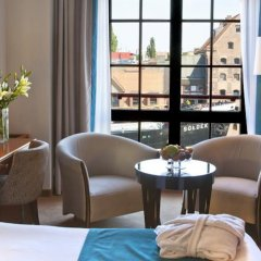 Hanza Hotel комната для гостей фото 6