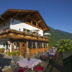 Отель Residence UntermÖsslhof Лана балкон