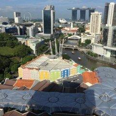 Отель Novotel Singapore Clarke Quay фото 5