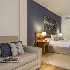 Отель Grand Palladium Palace Ibiza Resort & Spa Испания, Сант Джордин де Сес Салинес - 1 отзыв об отеле, цены и фото номеров - забронировать отель Grand Palladium Palace Ibiza Resort & Spa онлайн комната для гостей фото 5