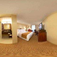 Отель Chicago Marriott Oak Brook сауна