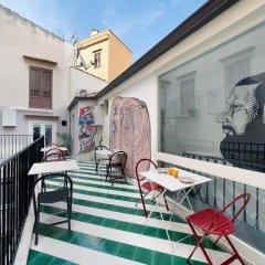 Отель MoJo B&B Италия, Палермо - отзывы, цены и фото номеров - забронировать отель MoJo B&B онлайн балкон