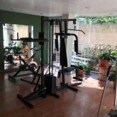 Отель G K Suites Duraznos Мехико фитнесс-зал