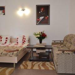 Мини-отель Папайя Парк комната для гостей фото 5