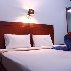 Отель The Little Mermaid Guesthouse And Restaurant пляж Ката комната для гостей фото 3