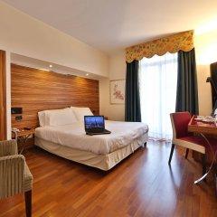 Отель Best Western Hotel Piemontese Италия, Турин - 1 отзыв об отеле, цены и фото номеров - забронировать отель Best Western Hotel Piemontese онлайн комната для гостей фото 2