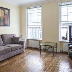 Апартаменты Piccadilly Circus Apartments комната для гостей фото 5