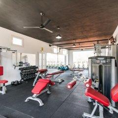 Hotel Na Taconera фитнесс-зал фото 4