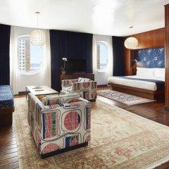 Отель The Maritime Hotel США, Нью-Йорк - отзывы, цены и фото номеров - забронировать отель The Maritime Hotel онлайн комната для гостей фото 3