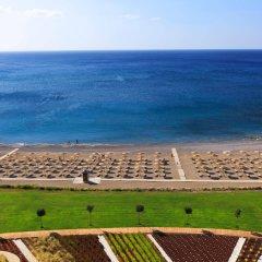 Отель Elysium Resort & Spa Греция, Парадиси - отзывы, цены и фото номеров - забронировать отель Elysium Resort & Spa онлайн пляж фото 2