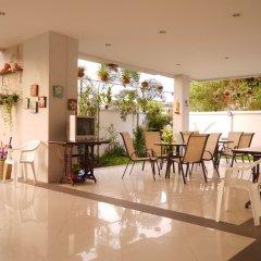 Отель The Meet Green Apartment Таиланд, Бангкок - отзывы, цены и фото номеров - забронировать отель The Meet Green Apartment онлайн интерьер отеля