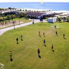 Отель Riolavitas Resort & Spa - All Inclusive спортивное сооружение