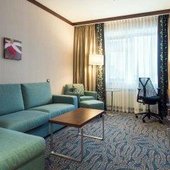 Гостиница Hilton Garden Inn Astana Казахстан, Нур-Султан - 1 отзыв об отеле, цены и фото номеров - забронировать гостиницу Hilton Garden Inn Astana онлайн комната для гостей