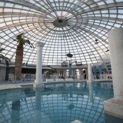 Отель Athos Palace бассейн