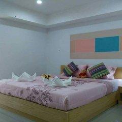 Отель JR Mansion Бангкок комната для гостей фото 5